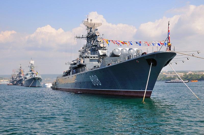 День Военно-Морских сил 2016 Севастополь