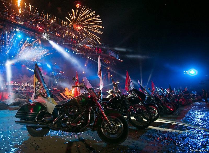 байк-шоу в севастополе в 2016