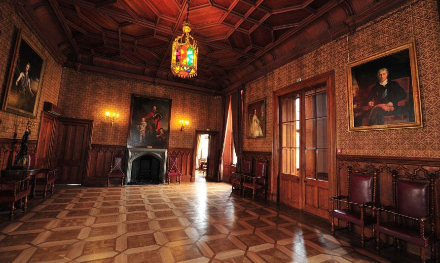 Воронцовский дворец в Крыму фото