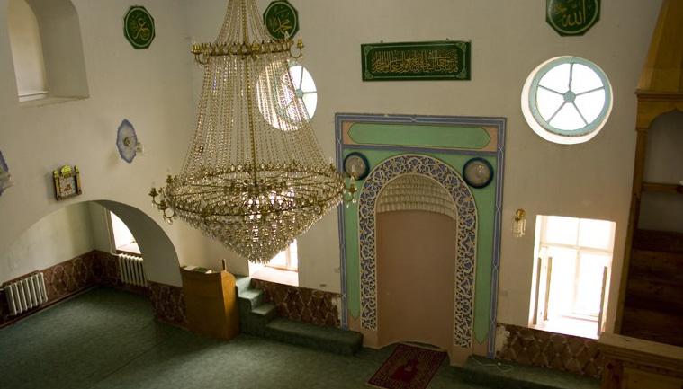 мечеть кебир джами в симферополе