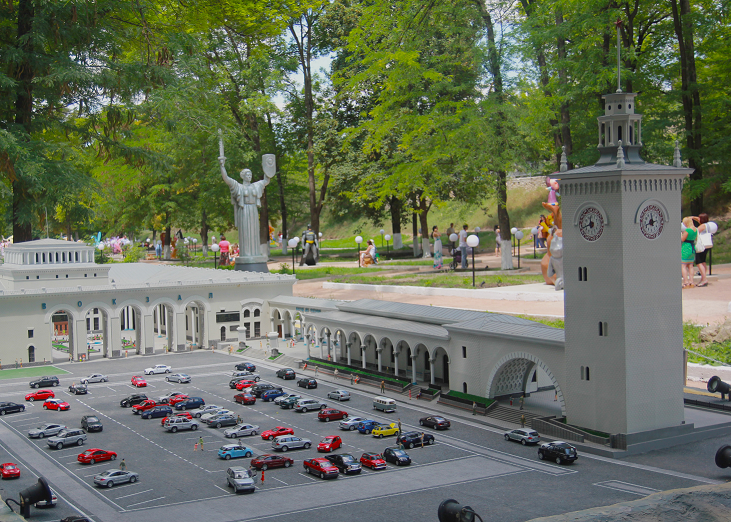 Бахчисарай парк миниатюр цена