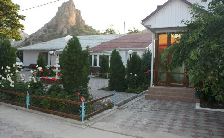 частный отдых в Крыму в 2016