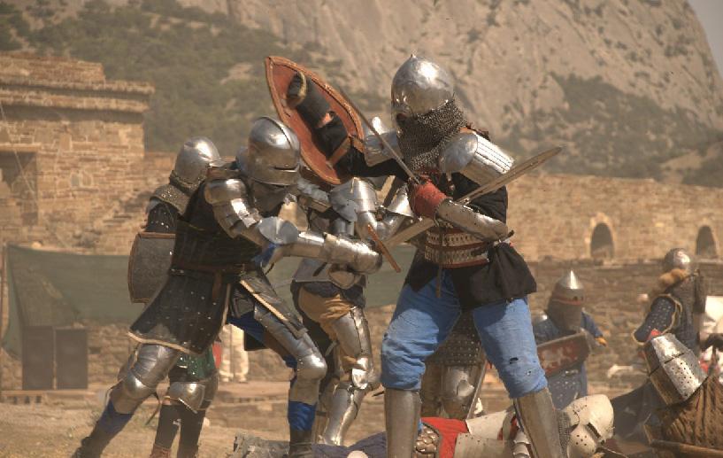 крепость Судак фото