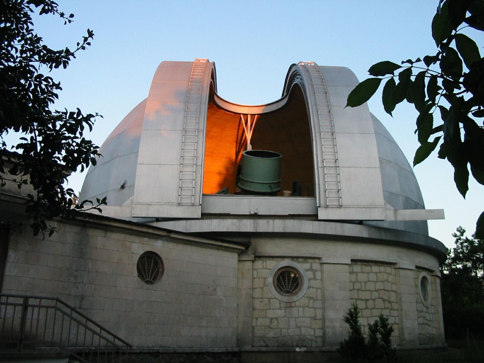 Крымская обсерватория экскурсии