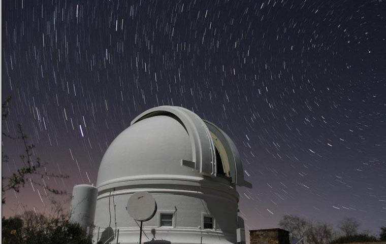 Крымская обсерватория в Крыму