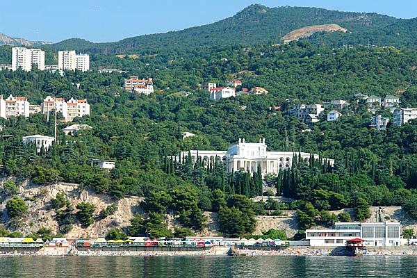 krim sanatoriy rodina yalta