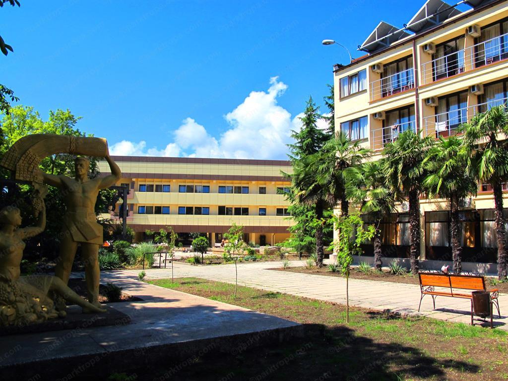 Golden Resort Алушта