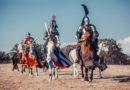 Фестиваль исторической реконструкции на Федюхиных высотах