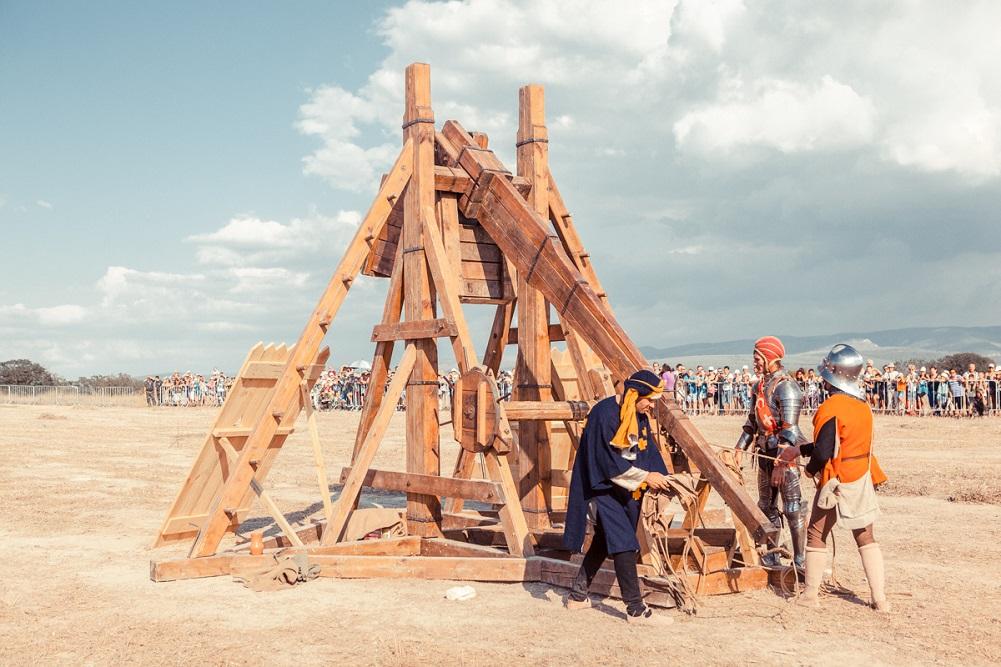 военно исторический фестиваль в крыму 2016
