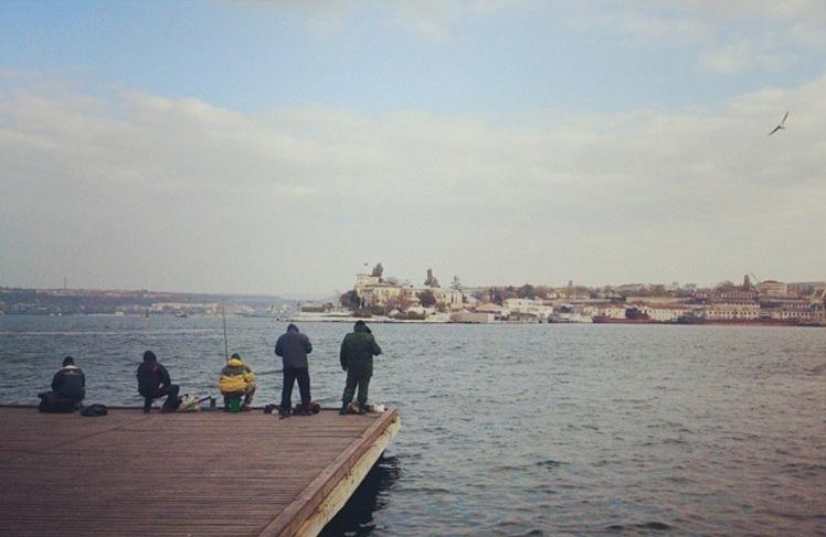 графской пристани севастополь