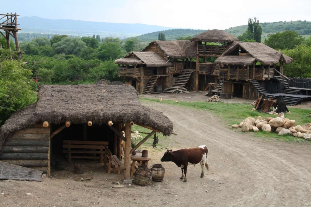 парку викингов