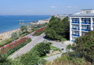 Санаторий «Полтава Крым» в Саках