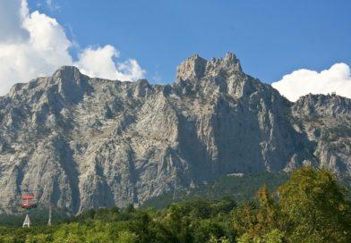 Ай-Петри: живописная вершина Южного берега Крыма