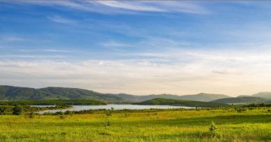Байдарская долина: уникальная природа горного Крыма