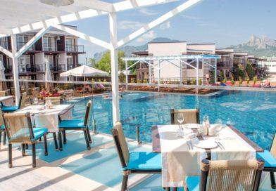 Lexx-отель Коктебель: уникальный воздух и комфортный отдых