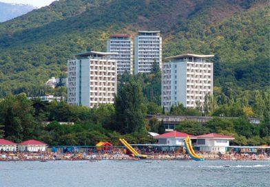 Санаторий Крым в Партените – жемчужина Южного берега