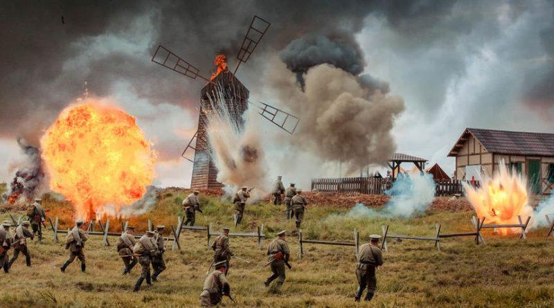 военно исторический фестиваль крым 2017