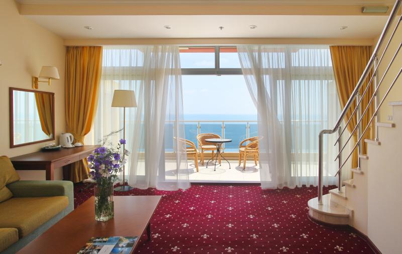 Отель Море в Крыму