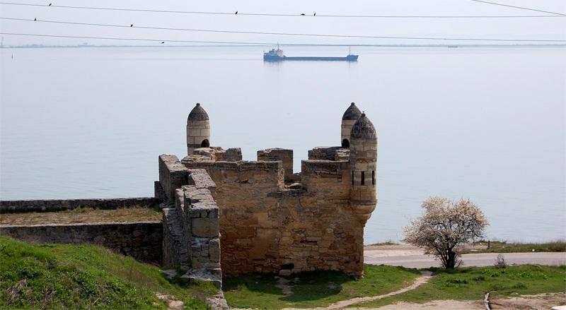 крепости еникале