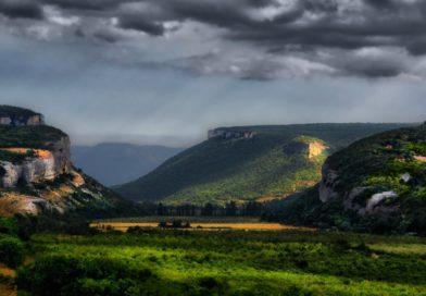 Бельбекский каньон – самая красивая долина Крыма