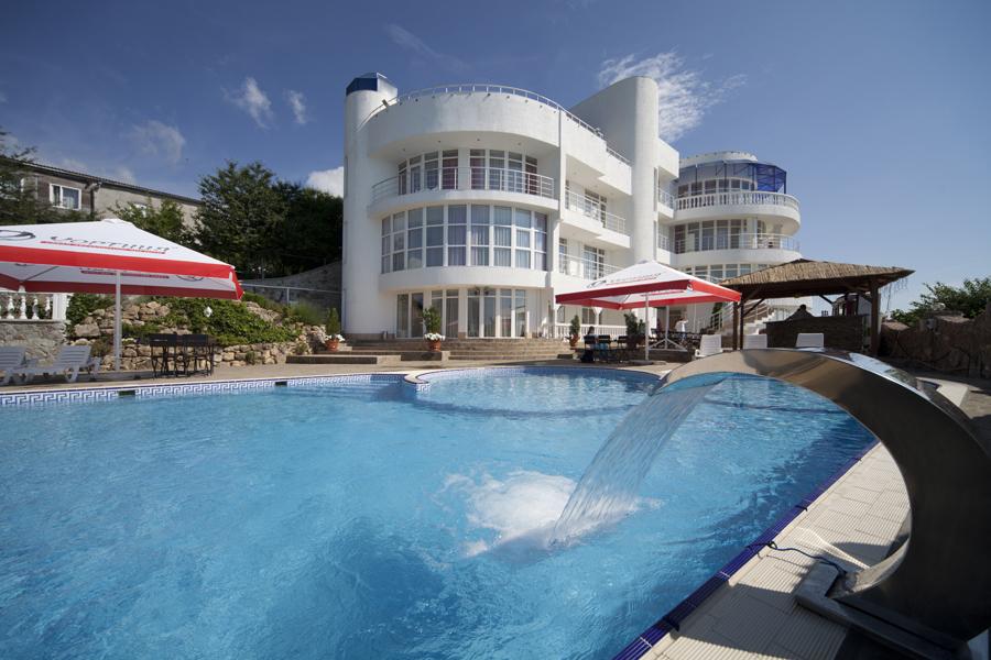 отеле маджестик Крыму