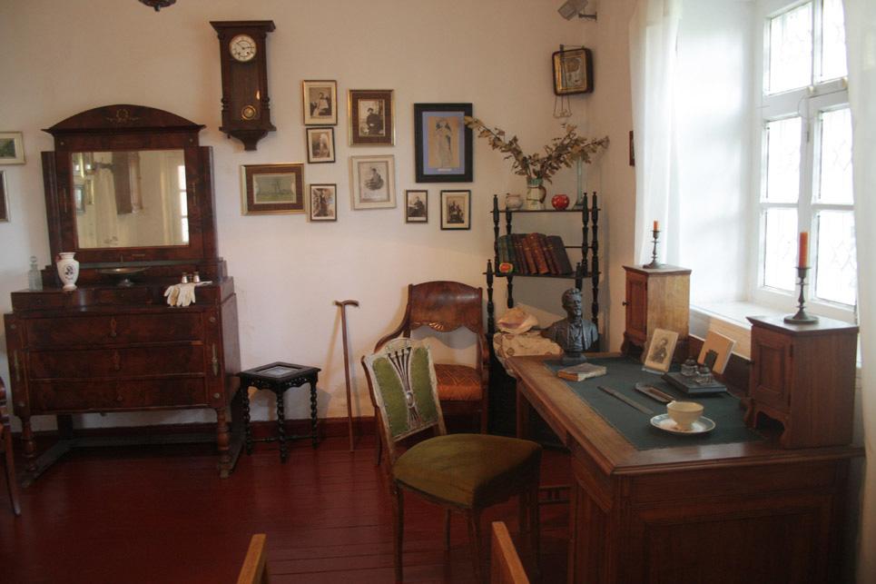 Дом музей а п чехова гурзуф