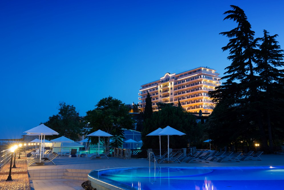 Riviera Sunrise Resort Spa крым
