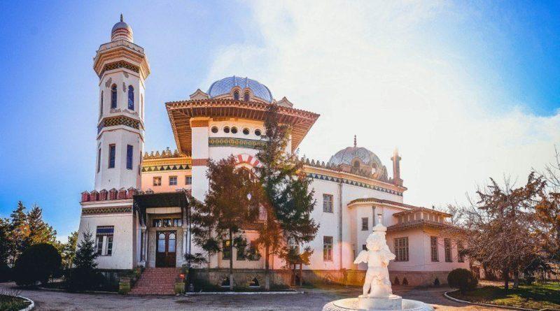 Феодосийская дача Стамболи: особняк, достойный звания дворца