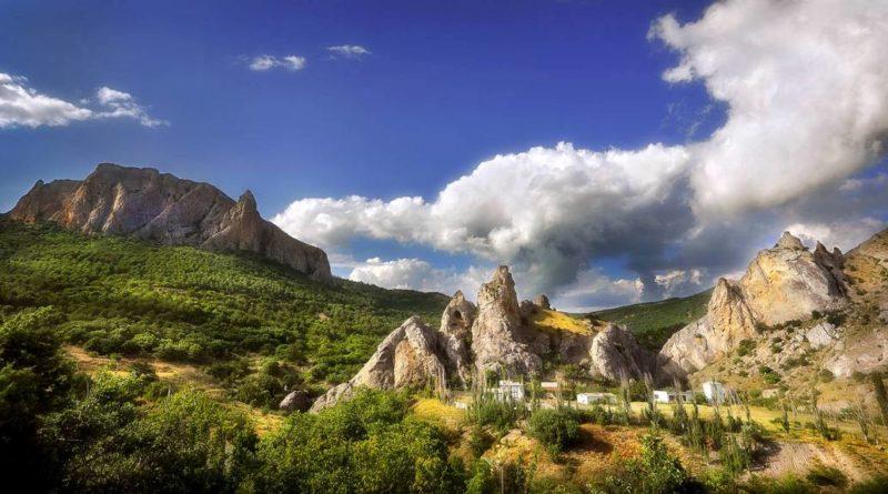 Солнечная Долина: уникальное место в Крыму