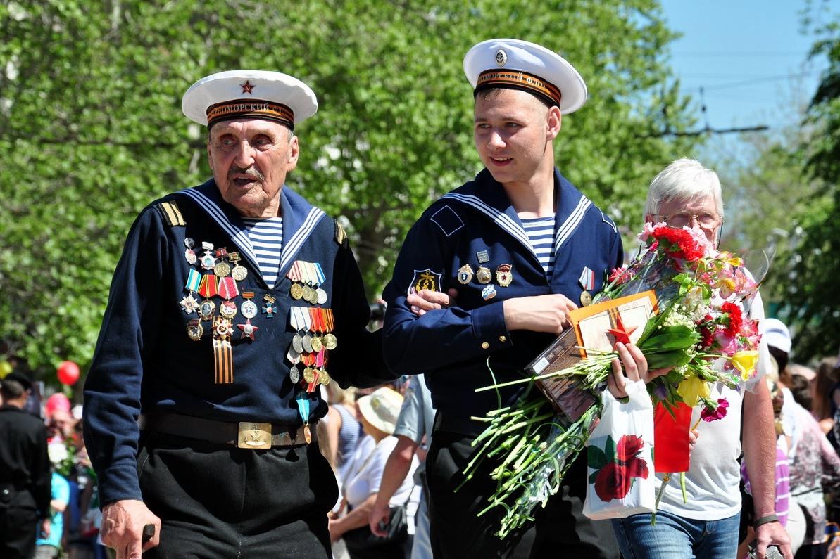 9 мая парад в севастополе