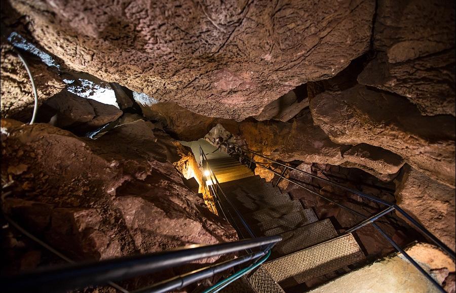скельская пещера фото края