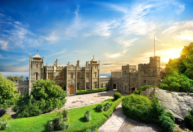 Воронцовский дворец в Алупке: фото, история, как добраться