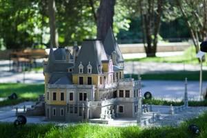 бахчисарай парк миниатюр крым