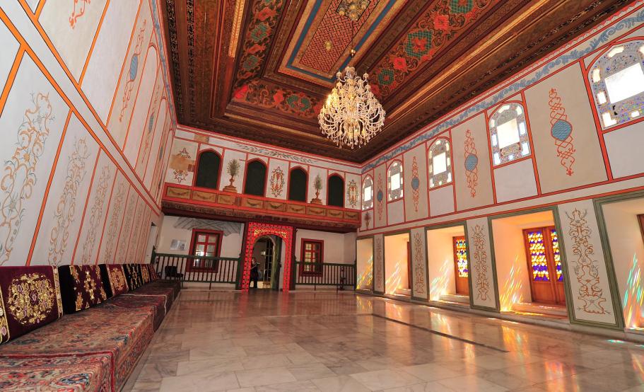 ханский дворец бахчисарай фото