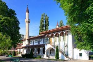 ханский дворец фото