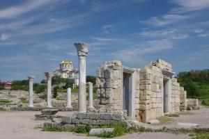 Херсонес Крым Севастополь фото