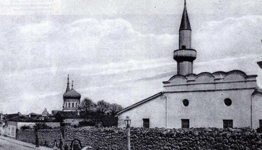 ак мечеть симферополь