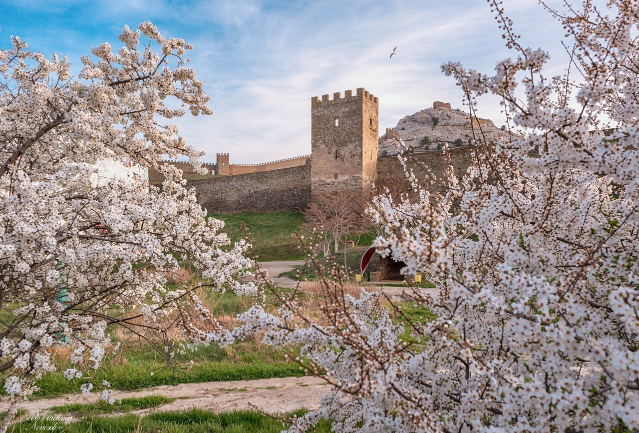 на майские в Крым