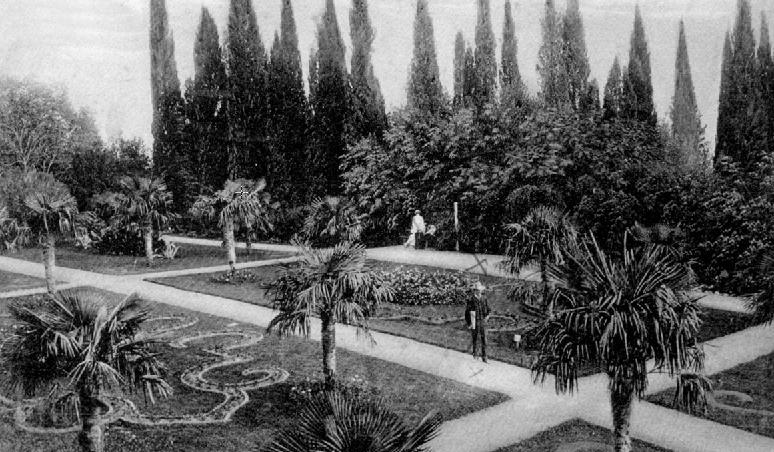 Ниеиткий ботанический сад