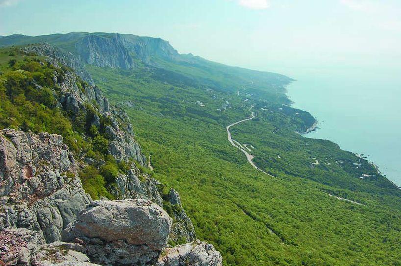 горный отдых в Крыму
