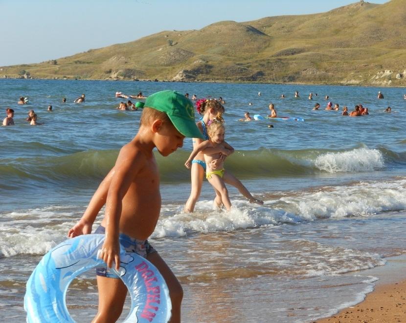 отдых в Крыму с семьей
