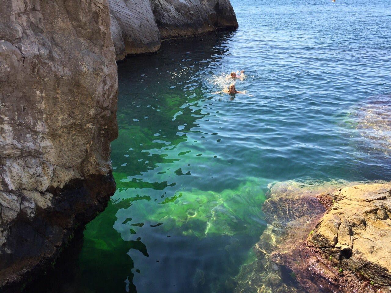 крым черное море отдых