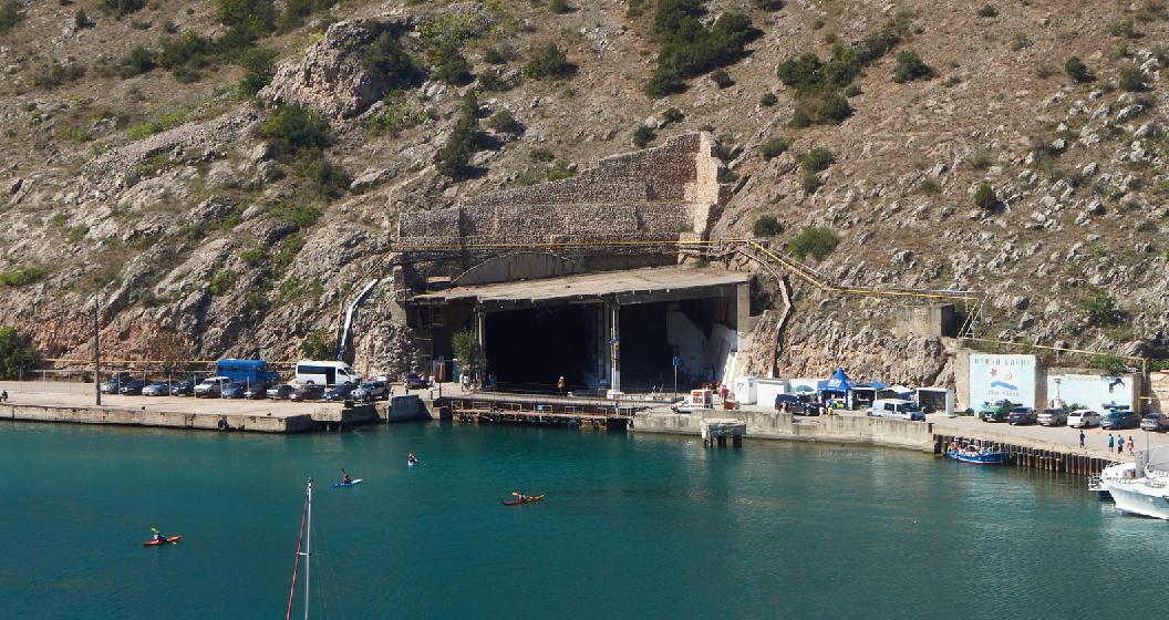 подводные лодки балаклава
