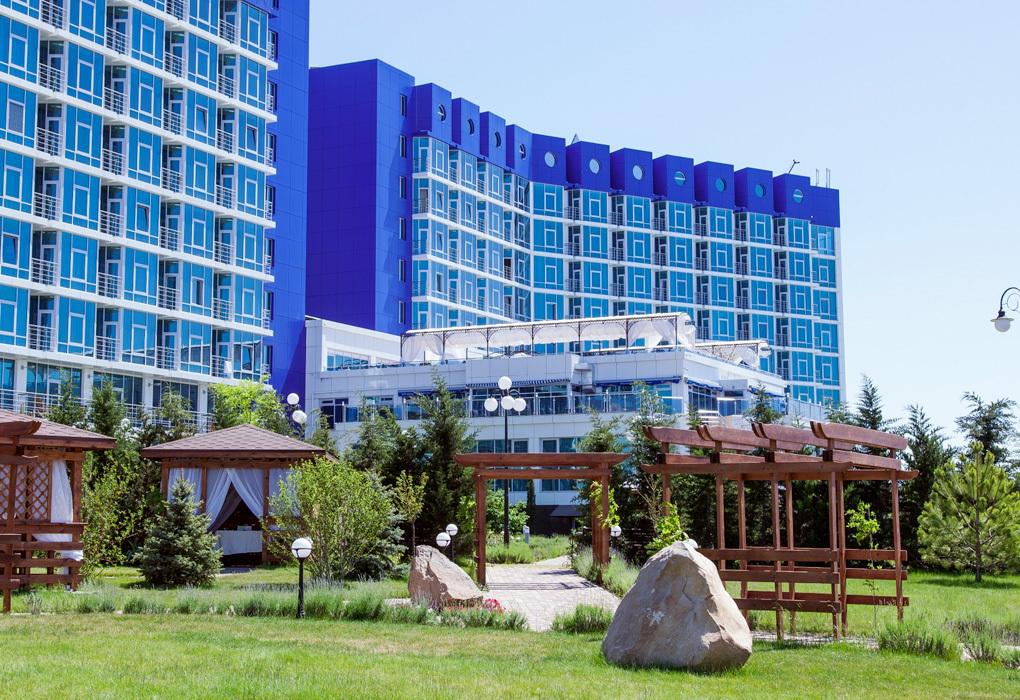 Аквамарин гостиница Севастополь