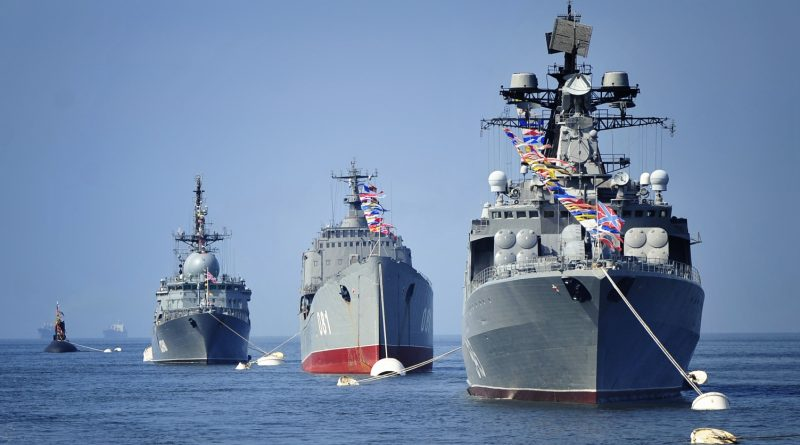 День ВМФ в Севастополе 2016