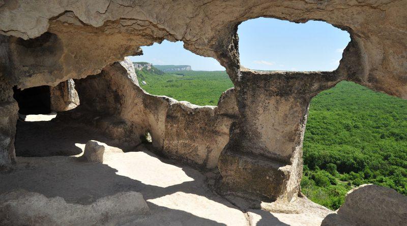 крепости чуфут кале