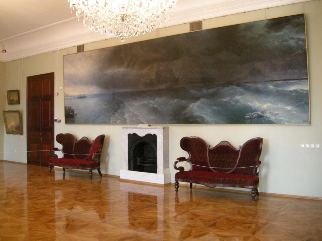 музей айвазовского официальный сайт