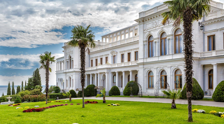 Ливадийский дворец в Крыму - как добраться, где находится