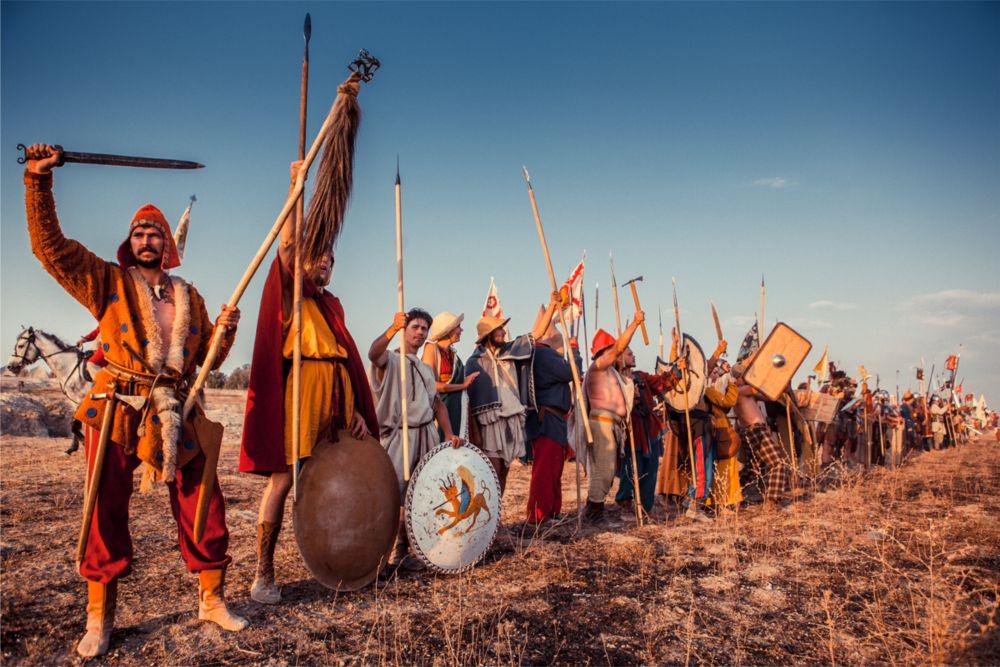 крымский исторический фестиваль