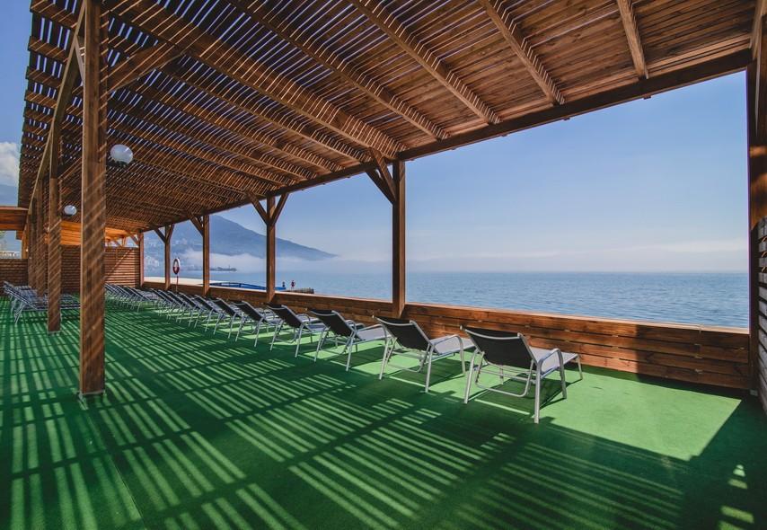 Levant Eco Hotel Ялте